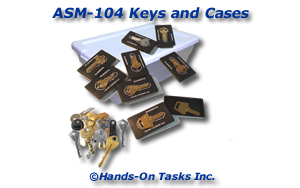 Keys and Cases Assembly Activity