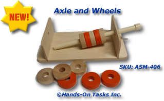 PVC Pipe and Wood Assembly Activity
