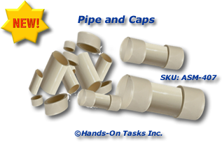 CPVC Pipe Packaging Activity
