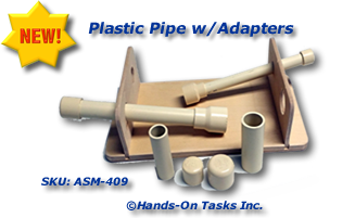 Plastic Pipe Assembly Activity
