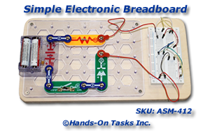 Electronic Breadboard Construction Activity