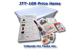 Pricing Items Job Training Activity