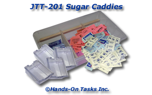 Load Sugar Caddies Job Training Activity