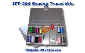 Sewing Travel Kits Job Training Activity
