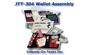 Assemble a Wallet Job Training Activity