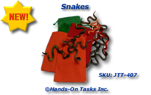Snake Packaging Activity