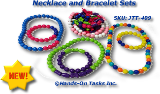 Necklace and Bracelet Assembly Activity