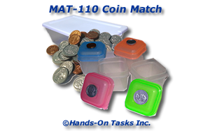 Coin Matching Activity