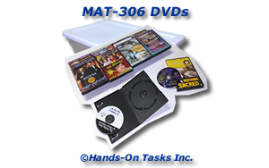 DVD and Case Matching Activity