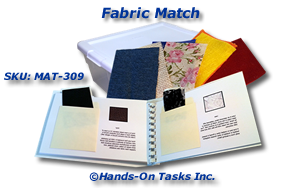 Match Fabric Swatches to a Picture