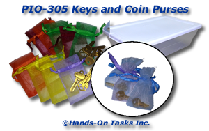 Keys and Coin Purse Put-In Activity