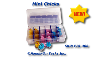 Mini Chicks Put-In Activity