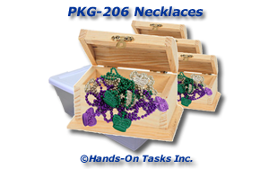 Necklace Packaging Activity
