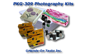 Photography Kit Packaging Activity