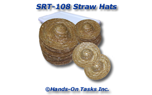 Straw Hat Sorting Activity