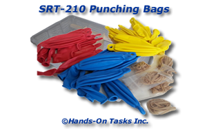 Punch Bag Sorting Activity