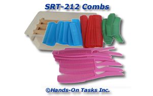 Comb Sorting Activity