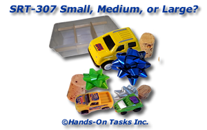 Small, Medium, or Large Sorting Activity