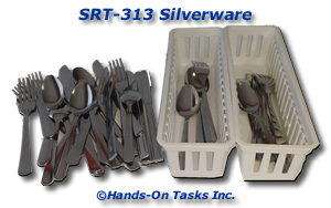 Silverware Sorting Activity