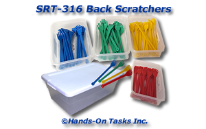 Back Scratcher Sorting Activity