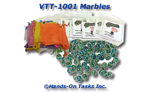 Marbles Packaging Activity