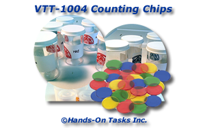 Counting Chips Packaging Activity