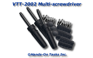 Multi-Screwdriver Packaging Activity