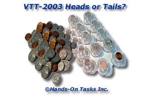Heads or Tails Recognition Activity