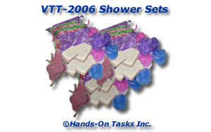 Shower Set Packaging Activity
