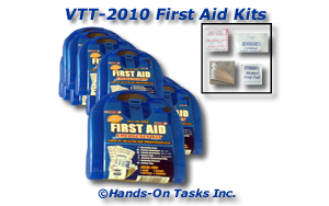First Aid Kit Packaging Activity