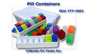 Pill Container (organizer) Activity