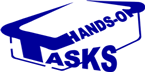 Hands-On Tasks logo
